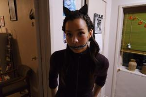 me as the cheshire cat
