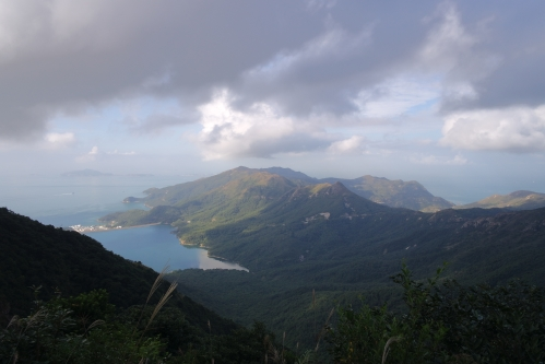 south side of lantau island